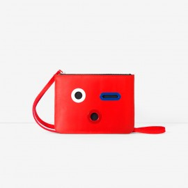 Nano SMILEY. Red