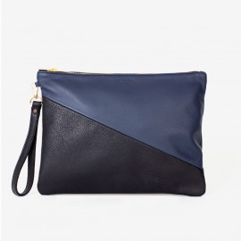 OSCAR Big Pouch. NAVY & BLACK