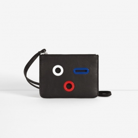 NANO SMILEY. BLACK